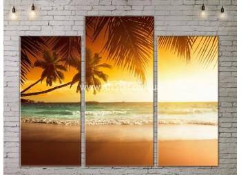 Модульные Картины, Морской пейзаж, Art. SEAA777049
