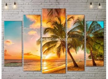Модульные Картины, Морской пейзаж, Art. SEAA777127