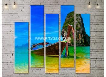Модульные Картины, Морской пейзаж, Art. SEAA777169