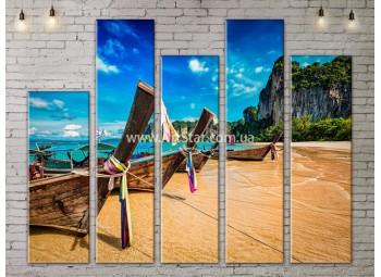 Модульные Картины, Морской пейзаж, Art. SEAA777175