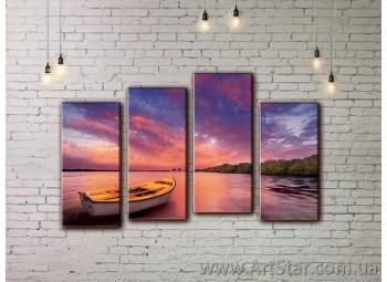 Модульные картины купить, Art. SEAM0075
