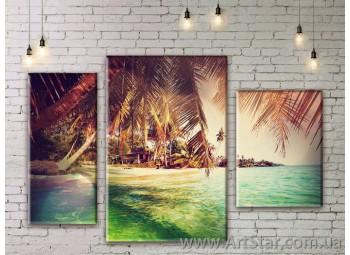 Модульные картины купить, Art. SEAM0145