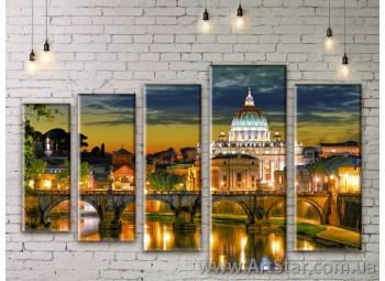 Модульные картины купить, Art. SEAM0155