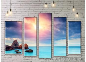 Модульные картины купить, Art. SEAM0161