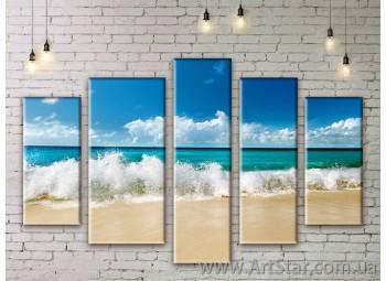 Модульные картины купить, Art. SEAM0173