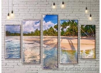 Модульные картины купить, Art. SEAM0179