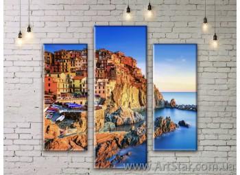 Модульные картины купить, Art. SEAM0193
