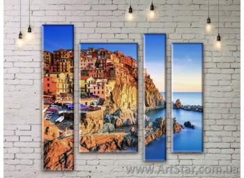 Модульные картины купить, Art. SEAM0195