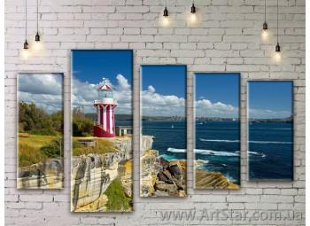Модульные картины купить, Art. SEAM0239