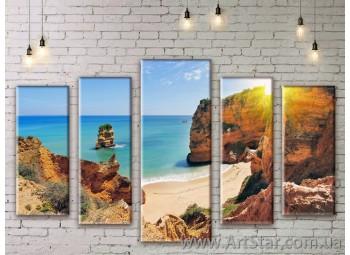 Модульные картины купить, Art. SEAM0275