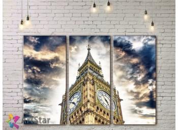 Модульные Картины, Город, Art. SYY778008