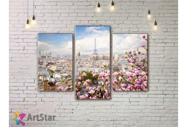 Модульные Картины, Город, Art. SYY778132
