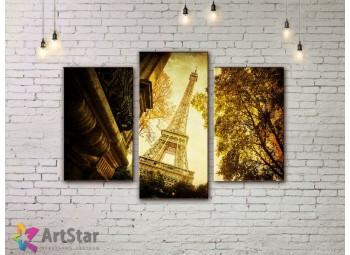 Модульные Картины, Город, Art. SYY778142
