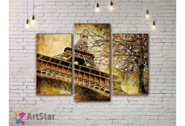 Модульные Картины, Город, Art. SYY778302