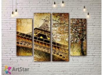 Модульные Картины, Город, Art. SYY778128