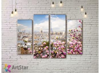 Модульные Картины, Город, Art. SYY778200
