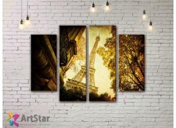 Модульные Картины, Город, Art. SYY778210