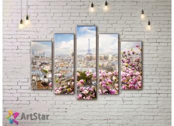 Модульные Картины, Город, Art. SYY778266