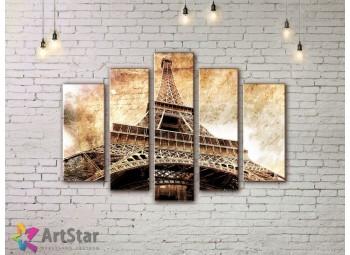 Модульные Картины, Город, Art. SYY778274