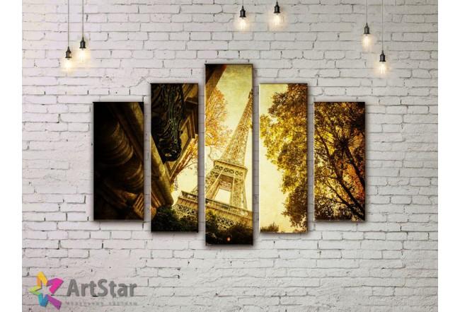 Модульные Картины, Город, Art. SYY778276