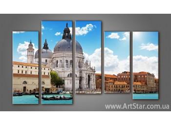 Модульная картина Венеция (5)