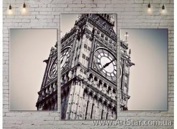 Модульные Картины, Город, Art. SITY787055
