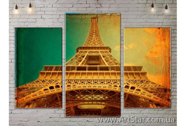 Модульные Картины, Город, Art. SITY787079