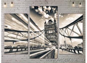 Модульные Картины, Город, Art. SITY787099