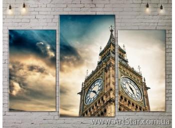 Модульные Картины, Город, Art. SITY787117