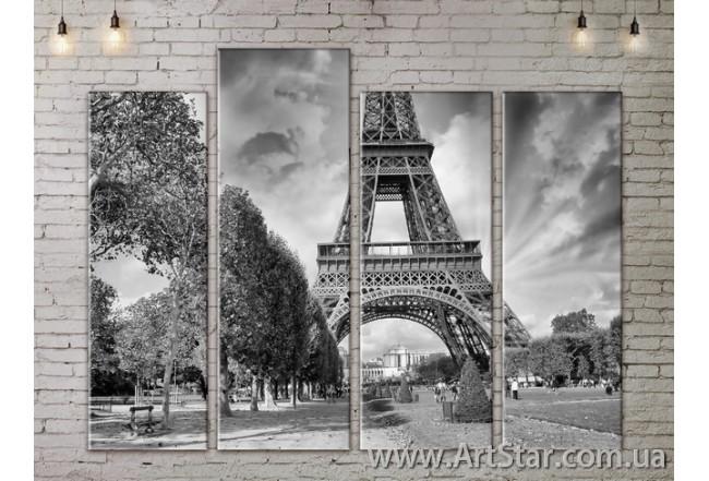 Модульные Картины, Город, Art. SITY787335