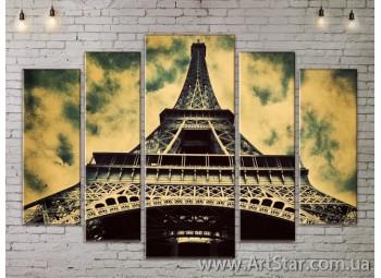 Модульные Картины, Город, Art. SITY787368