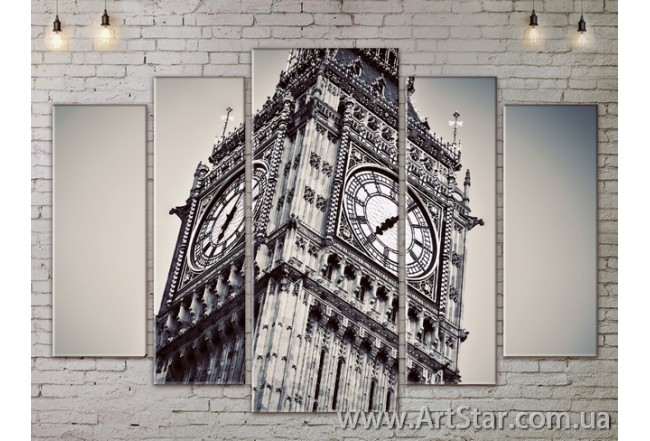 Модульные Картины, Город, Art. SITY787402