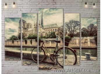 Модульные Картины, Город, Art. SITY787466