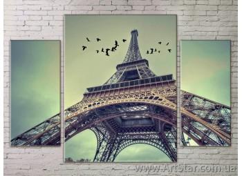 Модульные Картины Города, Art. STRM778296