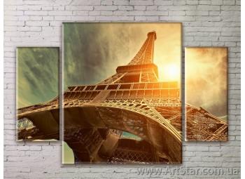 Модульные Картины Города, Art. STRM778304