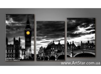 Модульная картина Лондон 4