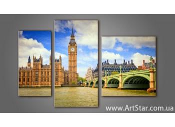 Модульная картина Лондон 5