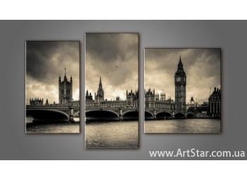 Модульная картина Лондон 7