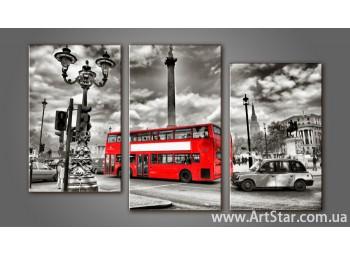Модульная картина Лондон 8