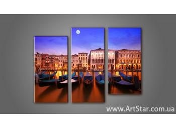 Модульная картина Венеция 7