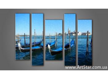 Модульная картина Венеция (5) 9