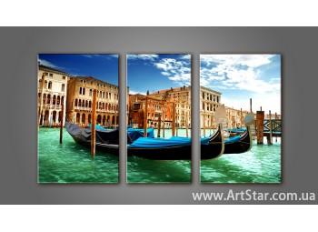 Модульная картина Венеция 11